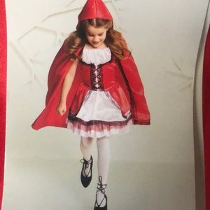 Red Riding Hood. Kids Small.